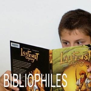 0 menu bibliophiles